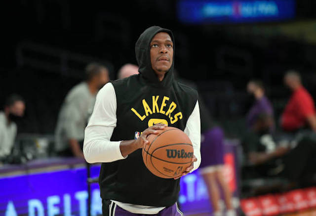 Lakers News: Rajon Rondo 'Almost Cried' From Fan Reception During Preseason Opener