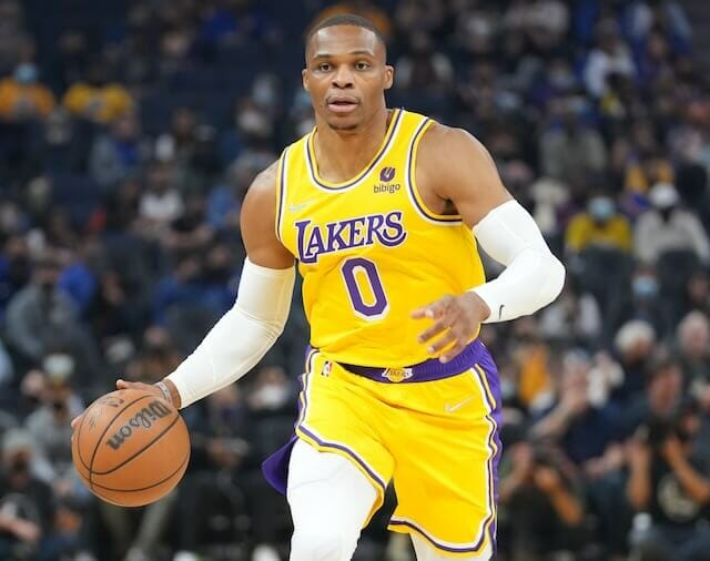 Russell Westbrook Has Big Expectations For Lakers' Pace And Athleticism